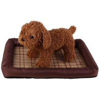 Oxford Cloth Pet Dog Bed Hot Summer Cooling Bed Pet Cat Cushion Basket Pad Mat